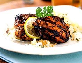 Jerk Style Chicken